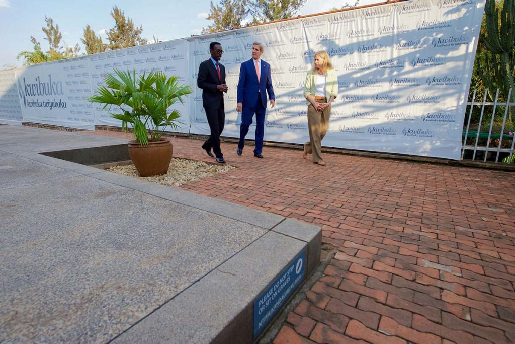 Rwanda's historical sites