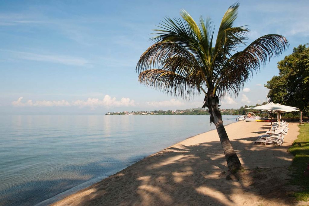 Best of East Africa Safari- Lak Kivu Beaches